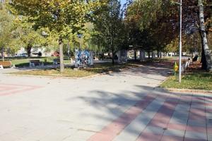 "Парк в Монтана строен от  ""Алфасист инженеринг"" ООД"