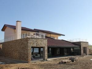 """Къща построена от """"Алфасист Иженеринг"""" ООД"""